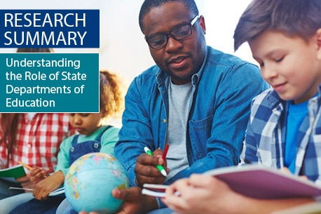 Best Practices for State Departments of Education Research Summary